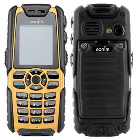 Picture of Sonim XP3.20 Quest Pro (Yellow/Black)