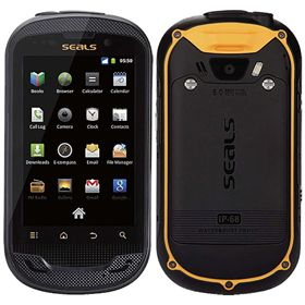 Picture of Seals TS3 512MB Dual SIM Rugged (Yellow/Black)