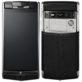 Picture of Vertu Signature Touch Jet Calf Luxury Smart Phone