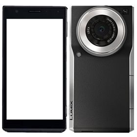 Picture of Panasonic LUMIX DMC-CM1 Smart Phone (Black/Silver)