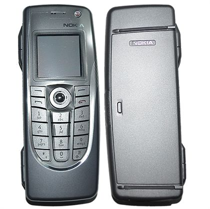 Nokia 9300i Communicator 80MB Factory Unlocked / Simfree (Silver) | KICKmobiles®