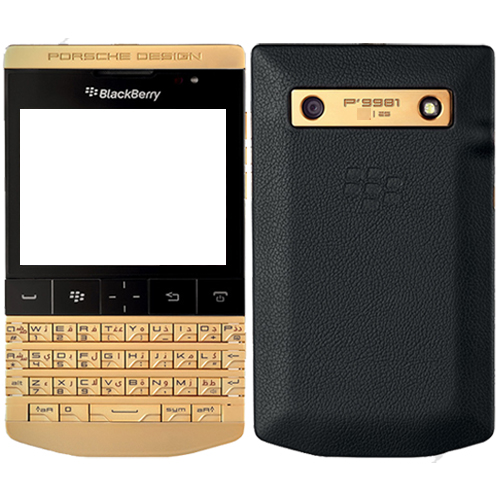 Blackberry Porsche Design P 9981 8gb Vvip Pin Limited