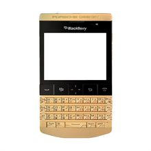 Picture of BlackBerry Porsche Design P'9981 8GB VVIP Pin 2AA12222 (Limited Gold Emperor Edition)