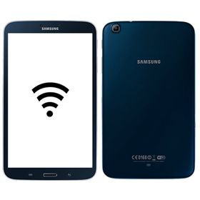 "Picture of Samsung Galaxy Tab 3 16GB SM-T310 8"" inch Wi-Fi Tablet (Black)"