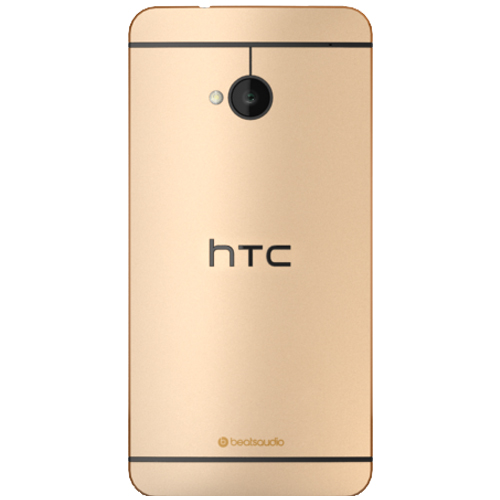 htc one m7 801n 32gb factory unlocked simfree gold. Black Bedroom Furniture Sets. Home Design Ideas