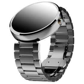 Picture of Motorola Moto 360 4GB SM3933AR4B1 - 23mm Stainless Steel Smart Watch (Light Chrome Finish)