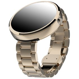 Picture of Motorola Moto 360 4GB Stainless Steel Slim Metal Band Smart Watch (Champagne Gold)