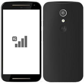 Picture of Motorola Moto G (2nd Gen.) XT1072 4G 8GB (Black)