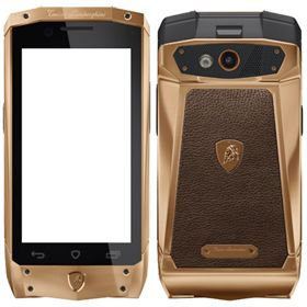 Picture of Tonino Lamborghini Antares 32GB (Rose Gold - Brown)