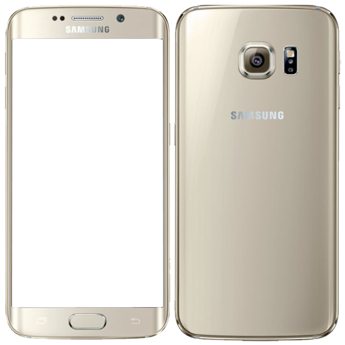 Samsunf Platinum: Samsung Galaxy S6 Edge SM-G925F 32GB (Gold Platinum