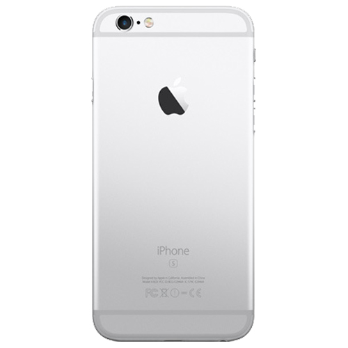 apple iphone 6s a1688 32gb silver kickmobiles. Black Bedroom Furniture Sets. Home Design Ideas