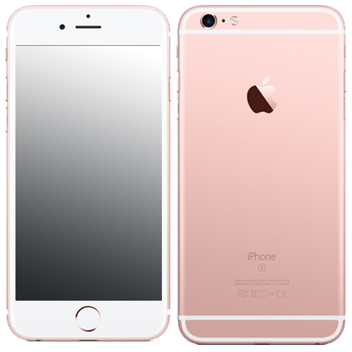apple iphone 6s plus a1687 32gb rose gold kickmobiles. Black Bedroom Furniture Sets. Home Design Ideas