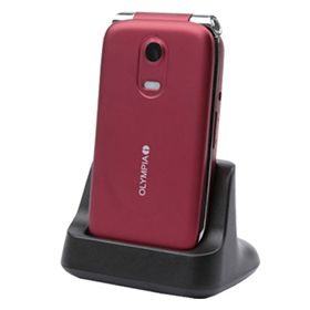 Picture of Olympia BECCO Plus Dual SIM (Red)