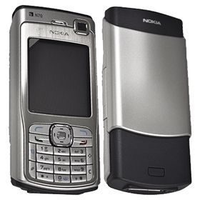 Picture of Nokia N70-1 22MB (Silver)