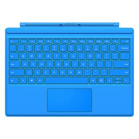 Picture of Microsoft Surface Pro 4 Type Cover (Bright Blue)