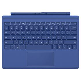 Picture of Microsoft Surface Pro 4 Type Cover (Blue)