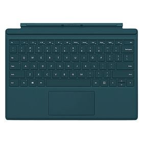 Picture of Microsoft Surface Pro 4 Type Cover (Teal)