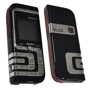 Picture of Nokia 7260 (Black)