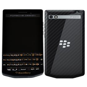 Picture of BlackBerry Porsche Design P'9983 64GB with QWERTY + CYRILLIC Keyboard (Carbon)