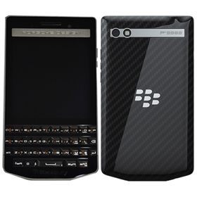 Picture of BlackBerry Porsche Design P'9983 64GB with QWERTY + Arabic Keyboard (Carbon)