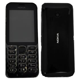 Picture of Microsoft Nokia 222 RM-1136 Dual SIM (Black)