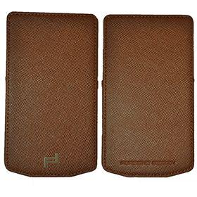 Picture of Porsche Design Leather Special Edition Case for BlackBerry P'9983 (Cognac)
