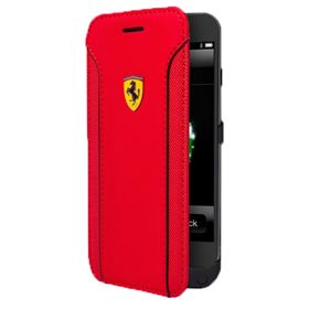Picture of Ferrari Fiorano Scuderia Booktype Power Case for Apple iPhone 6 / 6s (Red)