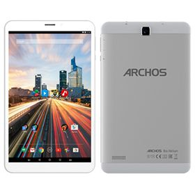 Picture of ARCHOS 80b Helium AC80BHEV2 16GB Dual SIM Wi-Fi + 4G (Silver)
