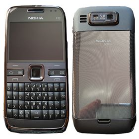 Picture of Nokia E72-1 250MB QWERTY (Metal Grey)