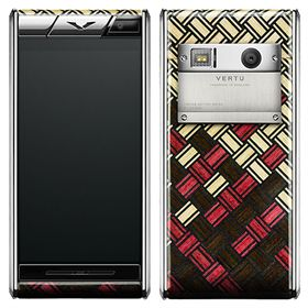 Picture of Vertu Aster Yosegi Wood Limited Edt. 64GB Smartphone