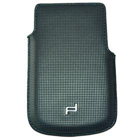 Picture of Porsche Design Premium Cubic Leather Case for BlackBerry P'9981 (Ultram)
