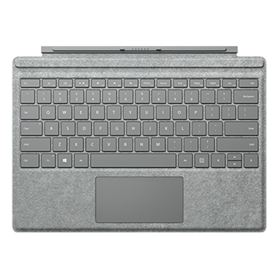 Picture of Microsoft Surface Pro 4 Signature Type Cover (Grey)