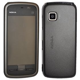 Picture of Nokia 5230 with OVI Navigation 70MB (Black)