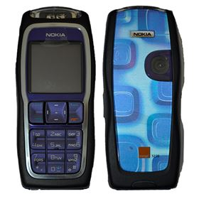 Picture of Nokia 3220 - Star Wars Edition (Blue)