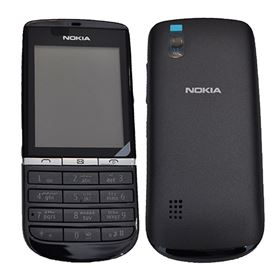 Picture of Nokia Asha 300 - Arabic + English Keypad (Graphite)