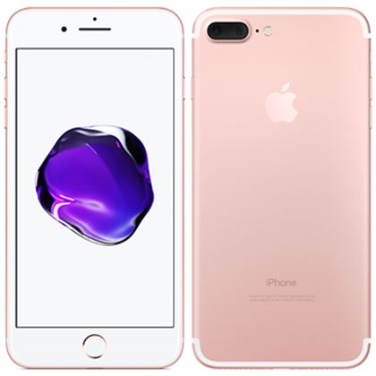 apple iphone 7 plus 32gb rose gold kickmobiles. Black Bedroom Furniture Sets. Home Design Ideas