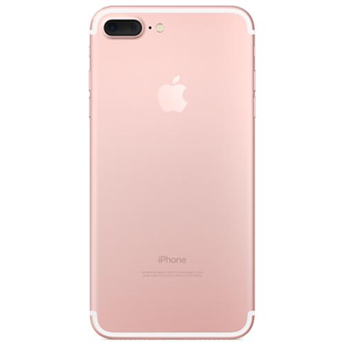 apple iphone 7 plus 128gb rose gold kickmobiles. Black Bedroom Furniture Sets. Home Design Ideas
