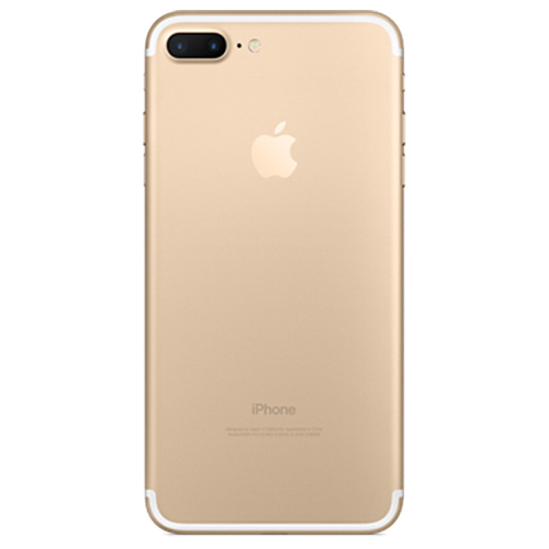 apple iphone 7 plus 256gb gold kickmobiles. Black Bedroom Furniture Sets. Home Design Ideas
