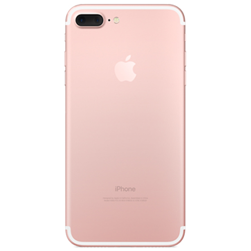 apple iphone 7 plus 256gb rose gold kickmobiles. Black Bedroom Furniture Sets. Home Design Ideas
