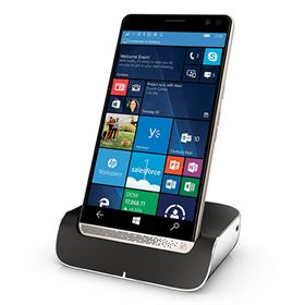 Picture of HP Elite X3 64GB eMMC Dual-SIM with Desk Dock (Graphite)
