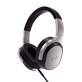 Picture of Porsche Design Space One Premium Noise Cancellation Headphone (Black/Titanium)