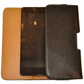 Picture of Silent Circle Holster Leather Case for Blackphone 2 (Black)