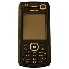 Picture of Nokia N70-1 22MB (Black)