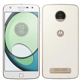 Picture of Motorola Moto Z Play XT1635-02 32GB (White  / Fine Gold)