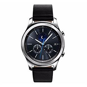 Picture of Samsung Gear S3 Classic SM-R770 4GB with Leather Band (Black)