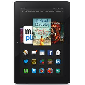 "Picture of Amazon Fire HDX 8.9"" HDX Display, 32GB 4G/LTE + Wi-Fi Tablet (Black)"