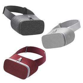 Picture of Google Daydream View VR Headset (Slate | Crimson | Snow)