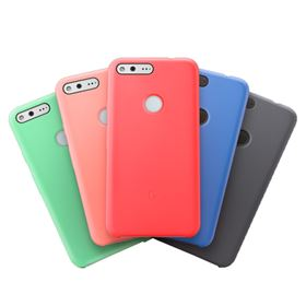 Picture of Google Bumper Case for Google Pixel XL Phone (Grey/Blue/Green/Peach/Coral)