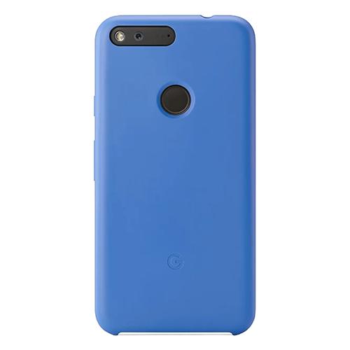 google bumper case for google pixel phone grey blue green peach
