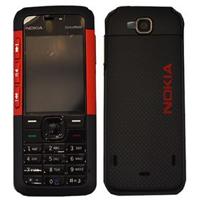 Picture of Nokia 5310 XpressMusic 30MB (Red)